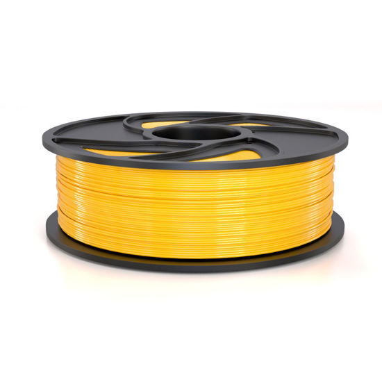 Picture of PETG Filament 1.75mm  1kg - Yellow
