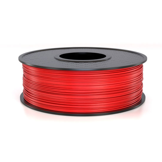 Picture of TPU Filament 1.75mm  1kg - Red