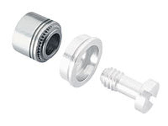 Picture of Self-Clinching Receptacle Nuts N10-M3-1