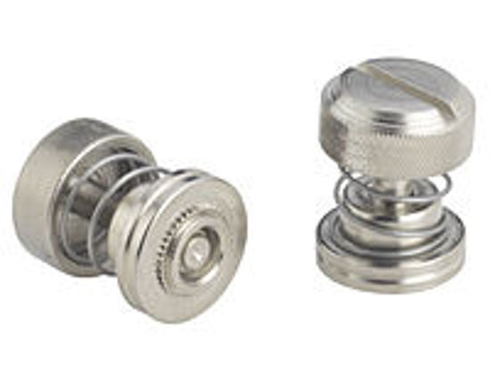 Picture of Captive Panel Screw-Low Profile Knob PF32-M3-30