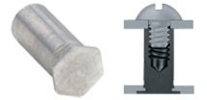 Picture of Blind Threaded Standoffs BSO-M3-12