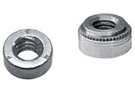 Picture of Locking Thread Nuts HNL-0420-CI