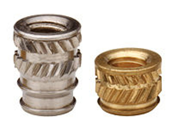 Picture of Tapered, thru threaded inserts IUC-M4-1