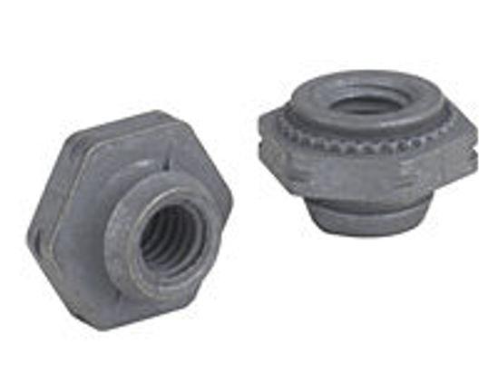 Picture of PEMFLEX® Self-locking Thread Nuts LKS-M4-1