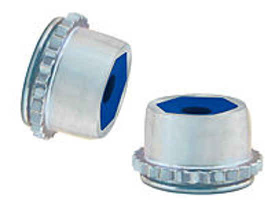 Picture of Nylon Insert Self-Locking Fasteners PLC-M4