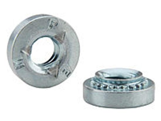 Picture of TRI-DENT® Locknuts SL-M6-1ZI