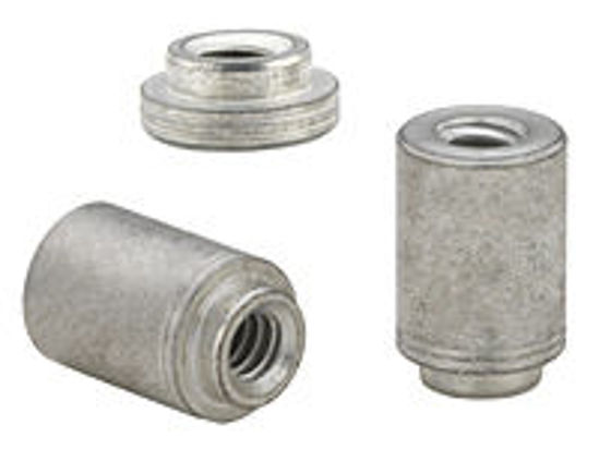 Picture of ReelFast® Surface Mount Nuts and Spacers SMTSO-M4-4