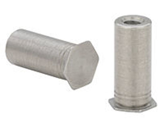 Picture of Threaded Standoffs for Thin Sheets TSO-256-250ZI