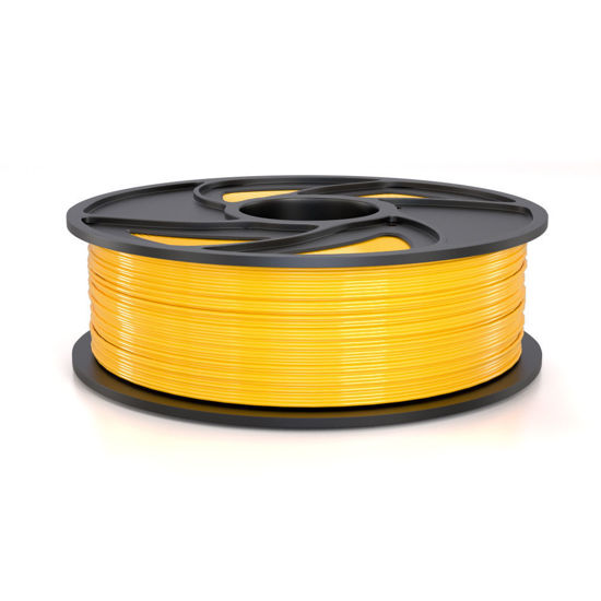 Picture of PLA Filament 1.75mm  1kg - Yellow