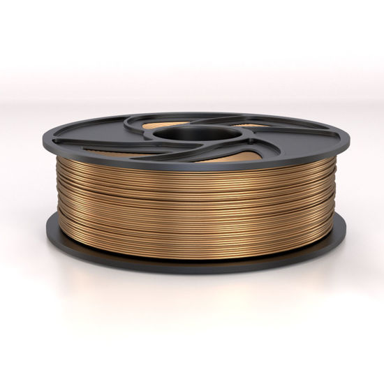 Picture of PLA Filament 1.75mm  1kg - Gold