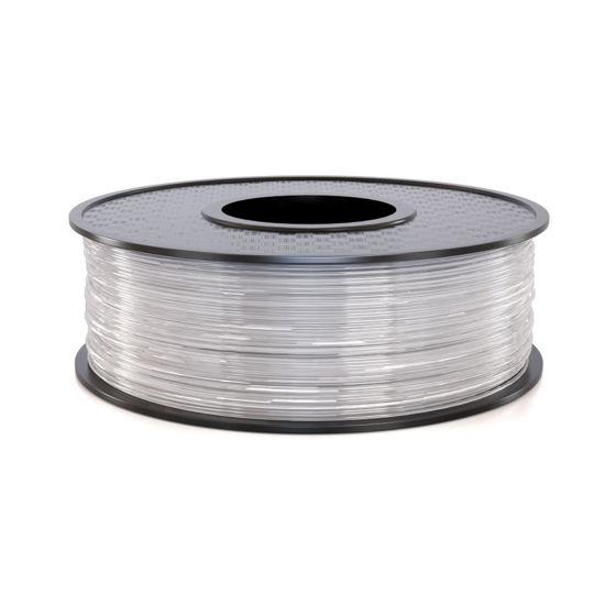 Picture of PLA Filament 1.75mm  1kg - Transparent