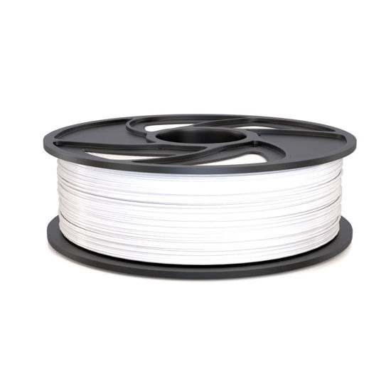 Picture of PLA Filament 1.75mm  1kg - White