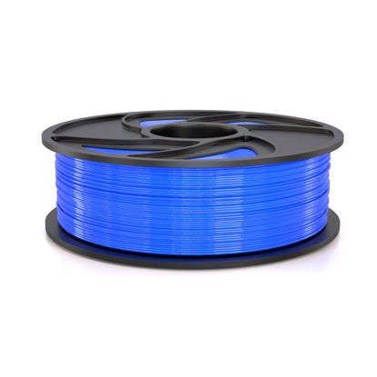 Picture of TPU Filament 1.75mm  1kg - Blue