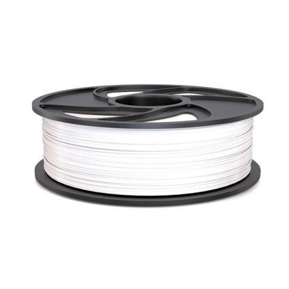 Picture of TPU Filament 1.75mm  1kg - White