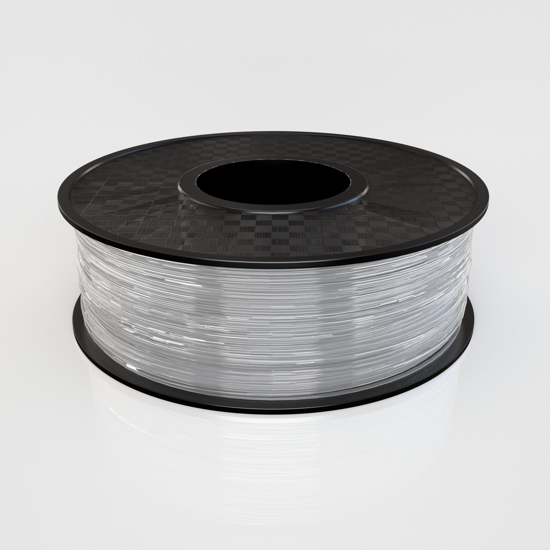 Picture of PLA Filament 2.85mm  1kg - Grey