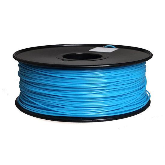 Picture of PLA Filament 1.75mm  1kg - Glow Blue